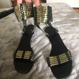 Singerson Morrison flat sandals